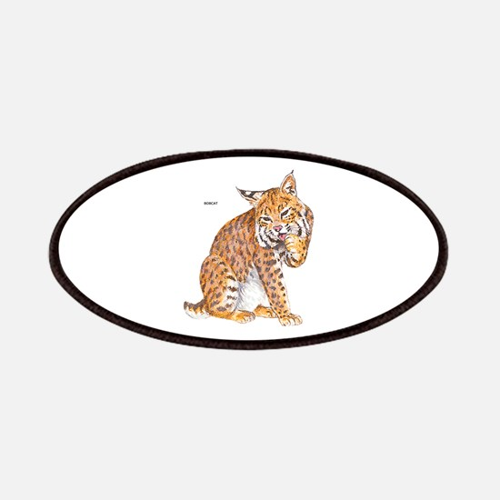 Bobcat Wild Cat Patches