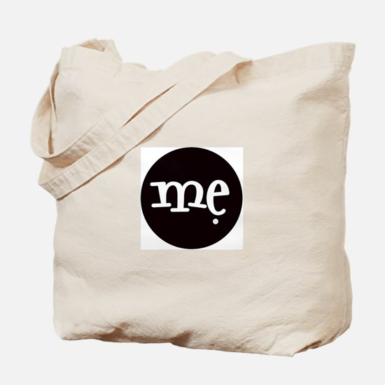 MOM Round Tote Bag