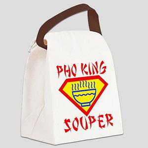 Pho King Souper Canvas Lunch Bag