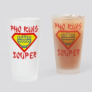Pho King Souper Drinking Glass