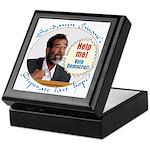 Saddam's Last Hope Keepsake Box
