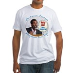 Saddam's Last Hope Fitted T-Shirt