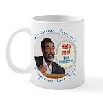 Saddam's Last Hope Mug