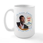 Saddam's Last Hope Large Mug