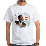 Saddam's Last Hope White T-Shirt