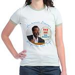 Saddam's Last Hope Jr. Ringer T-Shirt