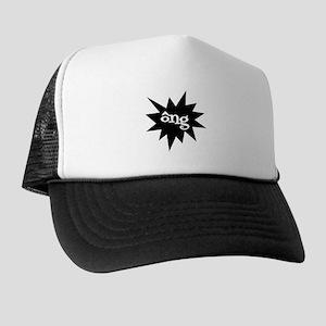 GRANDFATHER Burst Trucker Hat