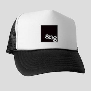 GRANDFATHER Square Trucker Hat