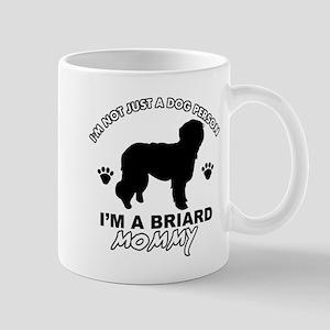 Briard Mommy Mug
