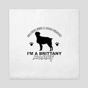 Brittany Mommy Queen Duvet