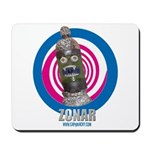 Zonar mouse pad