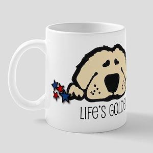 Life's Golden Stars Mug