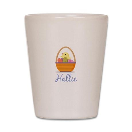 Easter Basket Hallie Shot Glass