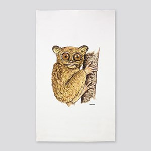 Tarsier Animal 3'x5' Area Rug
