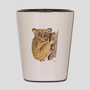 Tarsier Animal Shot Glass
