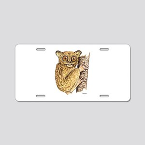 Tarsier Animal Aluminum License Plate