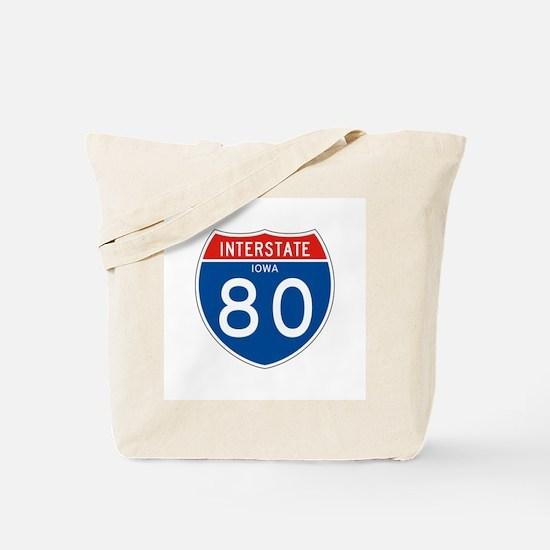 Interstate 94 - WI Tote Bag