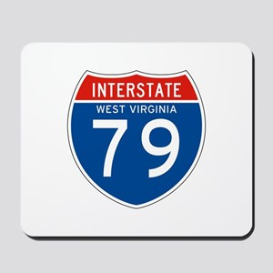 Interstate 79 - WV Mousepad