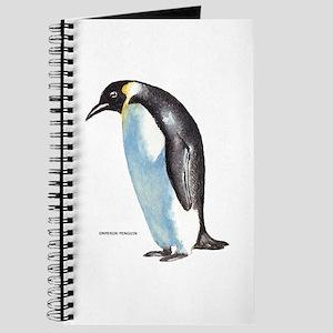 Emperor Penguin Bird Journal