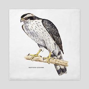 Northern Goshawk Bird Queen Duvet