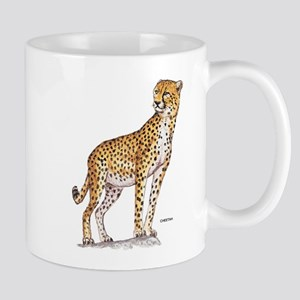 Cheetah Big Cat Mug