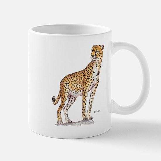 Cheetah Big Cat Mug