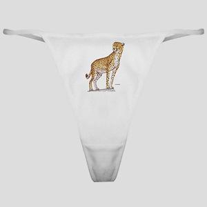 Cheetah Big Cat Classic Thong