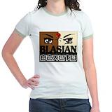 Blasian Jr. Ringer T-Shirt