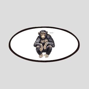 Chimpanzee Monkey Ape Patches