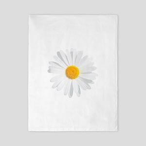 fresh white daisy Twin Duvet Cover
