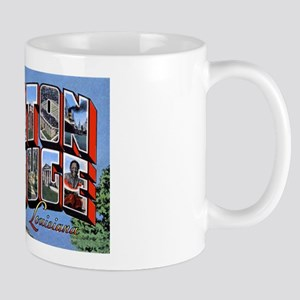 Baton Rouge Louisiana Greetings Mug