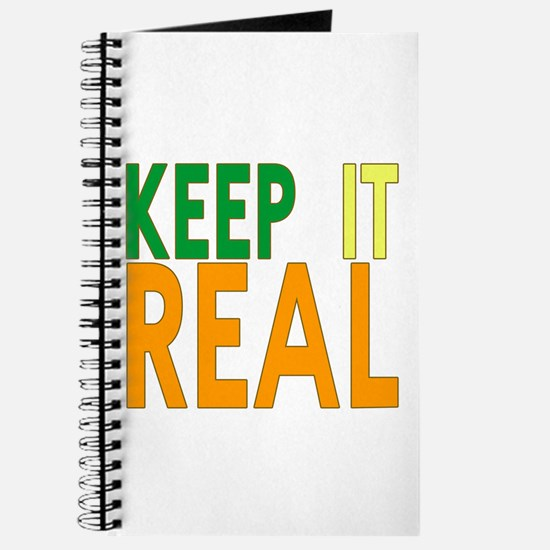 Keep it Real Journal