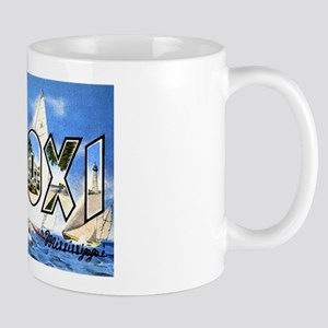 Biloxi Mississippi Greetings Mug