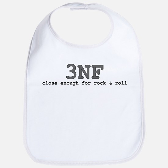 3NF: close enough for rock & roll Bib