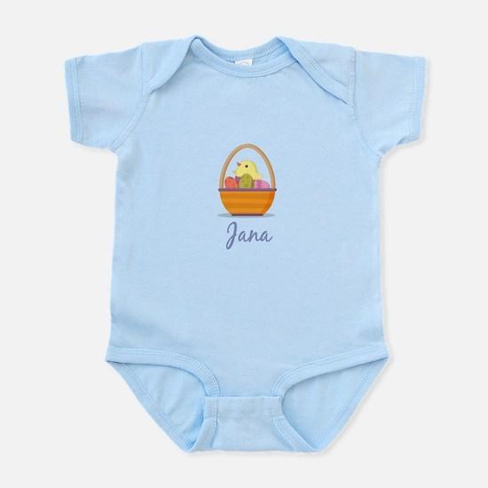 Easter Basket Jana Body Suit