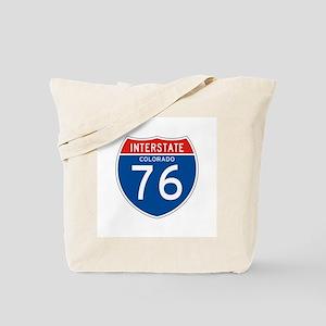 Interstate 76 - CO Tote Bag
