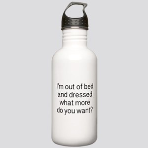 What more do you want ? Stainless Water Bottle 1.0