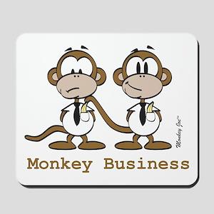 Monkey Joe Apparel Mousepad