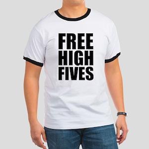 FREE HIGH FIVES Ringer T