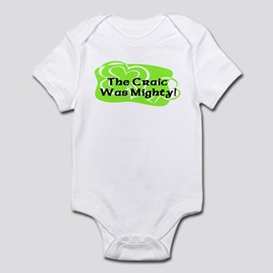 Mighty Craic Infant Bodysuit