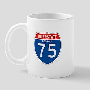Interstate 75 - GA Mug