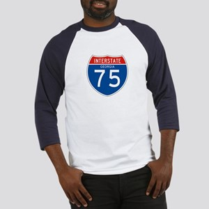 Interstate 75 - GA Baseball Jersey