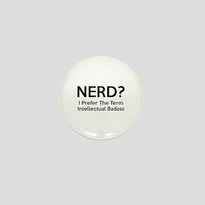 Nerd? Mini Button