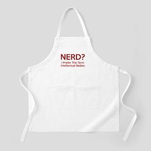 Nerd? Apron