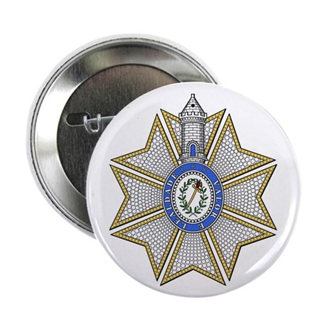 "Tower and Sword (Portugal) 2.25"" Button (10 pack)"
