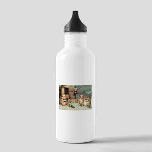 Drunken Pig Fitness Pub Water Bottle
