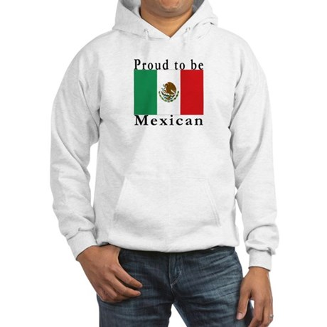 Mexico Hooded Sweatshirt