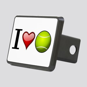 I heart tennis Hitch Cover