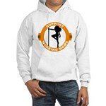 Support Working Moms Hooded Sweatshirt