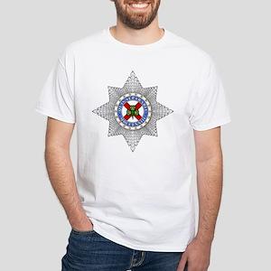 Order of St. Patrick White T-Shirt